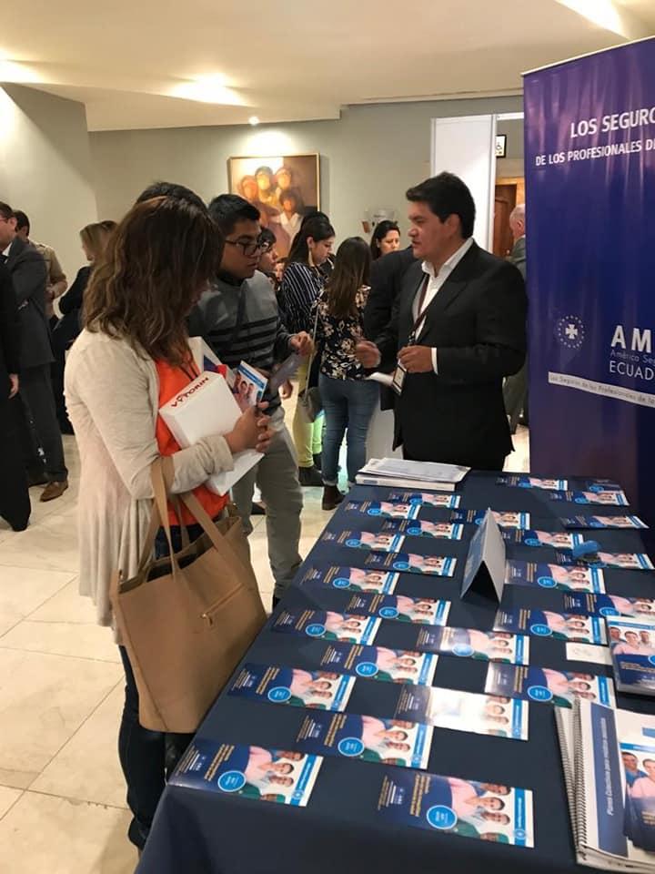 AMA America Seguros colabora y participa en el XV Congreso Internacional y Simposio Latinoamericano de Medicina Interna